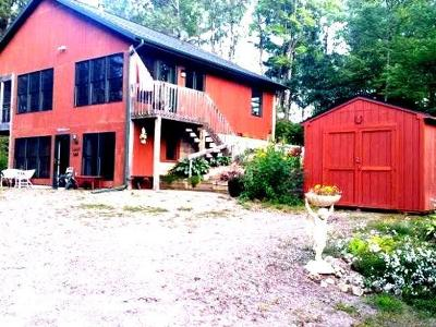 Cassian Single Family Home For Sale: 9726 Dusty Rd