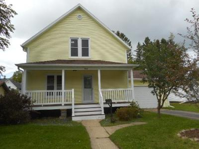Antigo WI Single Family Home For Sale: $79,900