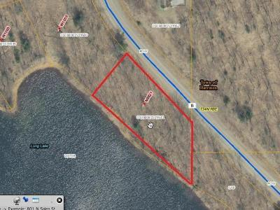 Oneida County, Lincoln County, Price County Residential Lots & Land For Sale: Cth B