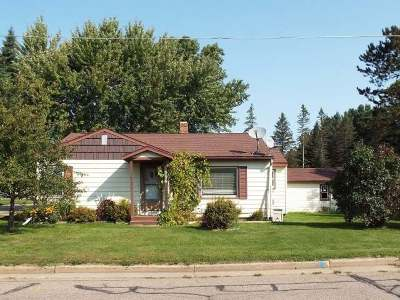 Antigo WI Single Family Home For Sale: $54,900