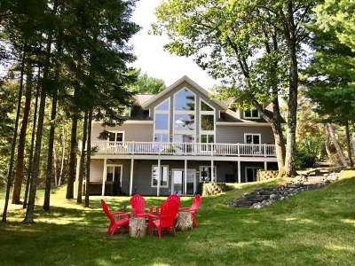 Single Family Home For Sale: Off Mid Lake Rd