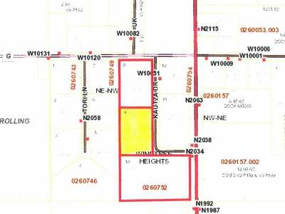 Commercial For Sale: Kautza Dr #Lot 9