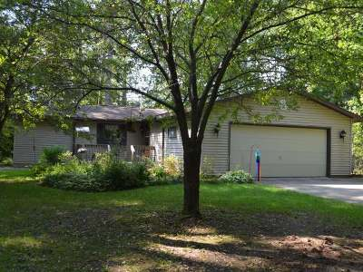 Single Family Home Sold: N11309 Frontage Rd