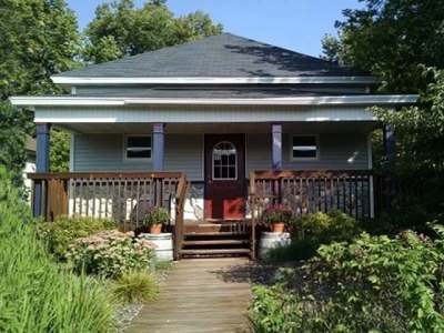 Eagle River Single Family Home For Sale: 109 Main St