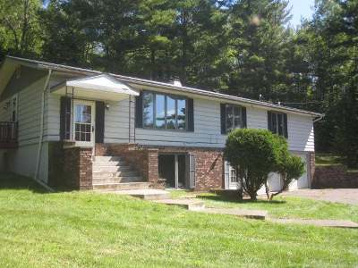 Fifield Single Family Home For Sale: N13380 Hwy 13
