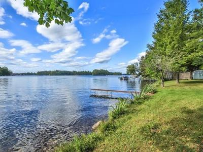 Minocqua WI Single Family Home For Sale: $479,000