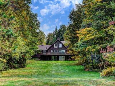 Minocqua WI Single Family Home For Sale: $445,000