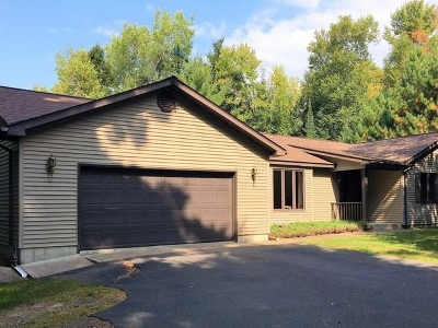 Eagle River Single Family Home For Sale: 2064 Rangeline Rd