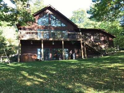 Conover Single Family Home For Sale: 2921 Pine Island Lake Rd