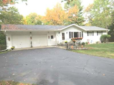 Langlade County, Forest County, Oneida County Single Family Home For Sale: 4451 Highlander Rd