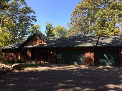 Langlade County, Forest County, Oneida County Single Family Home For Sale: 3332 Norwood Circle