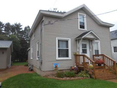 Antigo WI Single Family Home For Sale: $72,500