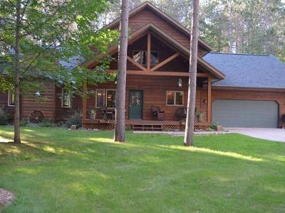 Single Family Home Sold: N10653 Norway Pine Tr