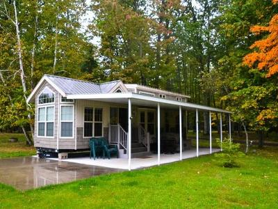 Langlade County, Forest County, Oneida County Condo/Townhouse For Sale: 7750 Indian Shores Rd #21