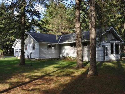 Eagle River Single Family Home Active O/C: 1198 Drager Rd