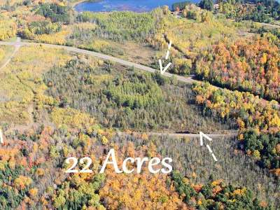 Park Falls Residential Lots & Land For Sale: On Hwy 182