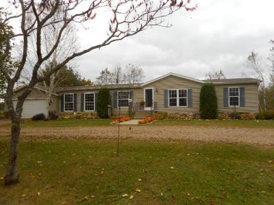 White Lake Single Family Home Active O/C: W3982 Wilson School Rd