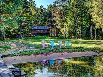 Eagle River Single Family Home For Sale: 3754 Hemlock Ln