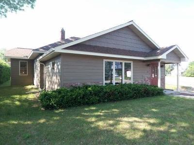 Eagle River Single Family Home For Sale: 512 Wall St E
