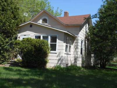 Antigo Single Family Home For Sale: 333 Elm St