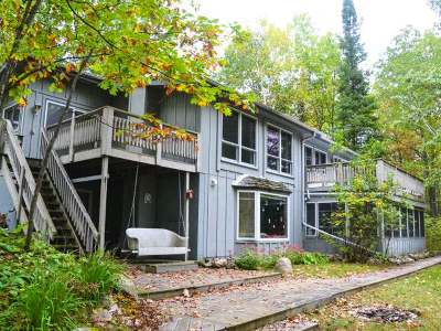 Lac Du Flambeau Single Family Home For Sale: 13105 Ty Bach Ln