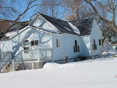 Tomahawk Single Family Home For Sale: 19 Prospect Ave W