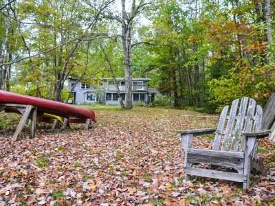 Lac Du Flambeau Single Family Home For Sale: 13105 Ty Bach Ln #41 ac.