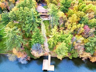 Single Family Home For Sale: 2017 Duck Lake Dr