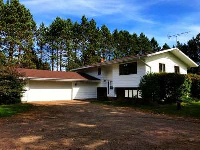 Single Family Home For Sale: N11128 Clear Lake Rd