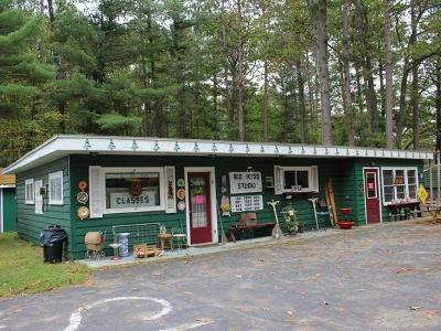 Eagle River WI Commercial For Sale: $79,900