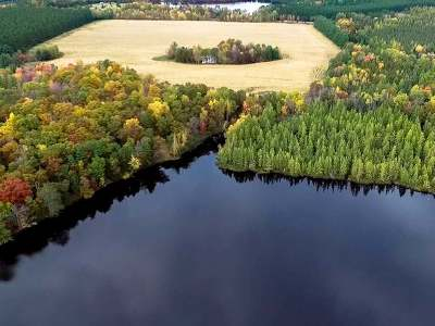 Rhinelander Residential Lots & Land For Sale: On Moen Lake Rd
