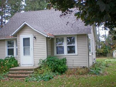 White Lake Single Family Home For Sale: W2802 Cth P