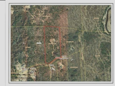Elcho Residential Lots & Land For Sale: On Colleen Ln