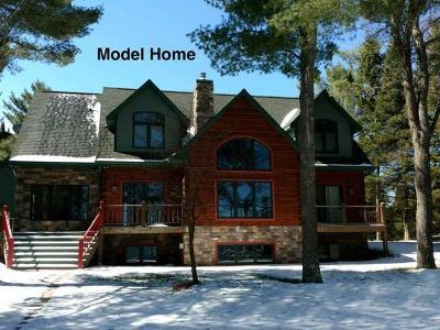Eagle River Single Family Home For Sale: Adjacent Everett Rd