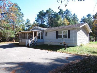 Tomahawk Single Family Home For Sale: 10279 Gentle Ben Rd