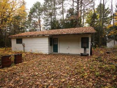 Oneida County Single Family Home For Sale: 3792 Cth A