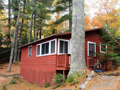 Forest County, Iron Wi County, Langlade County, Lincoln County, Oneida County, Vilas County Condo/Townhouse For Sale: 1578 Pine Valley Rd #Unit #5