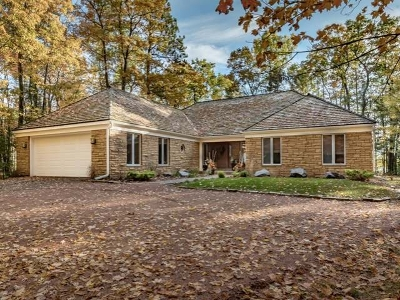 Minocqua Single Family Home For Sale: 9287 Timberline Dr