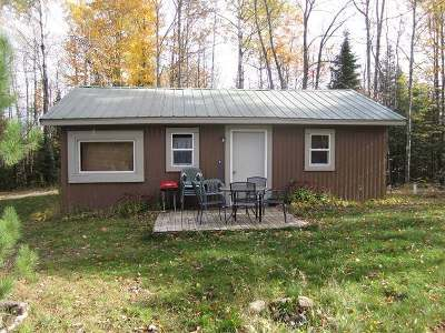 Oma WI Single Family Home For Sale: $119,900