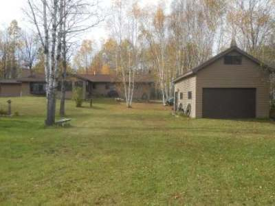 Phillips WI Single Family Home For Sale: $142,900