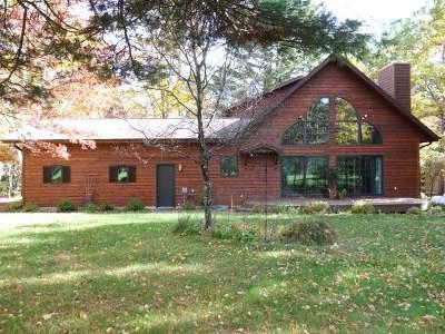 Minocqua Single Family Home For Sale: 9957 Ridgewood Dr