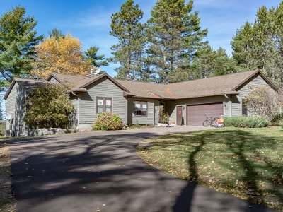 Sayner Single Family Home For Sale: 8190 Plum Lake Station Rd