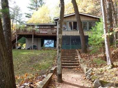 Hazelhurst Single Family Home For Sale: 6654 Kaubashine Rd W