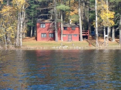 Forest County, Iron Wi County, Langlade County, Lincoln County, Oneida County, Vilas County Single Family Home For Sale: 3065 Hanson Rd
