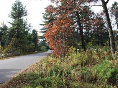Three Lakes Residential Lots & Land For Sale: 2068 Lighthouse Lodge Rd