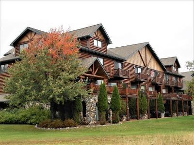 Eagle River Condo/Townhouse For Sale: 3666 Hwy 70 #15