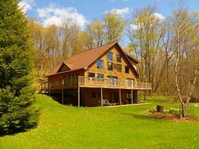 Phelps Single Family Home For Sale: 858 Smoky Lake Dr