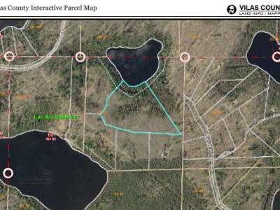 Lac Du Flambeau WI Residential Lots & Land For Sale: $33,000