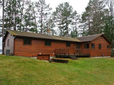 Three Lakes WI Single Family Home For Sale: $499,900