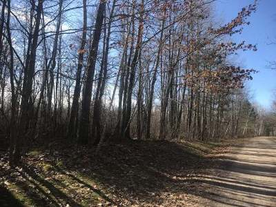 Rhinelander Residential Lots & Land For Sale: On Red Fox Run #1.51 acr